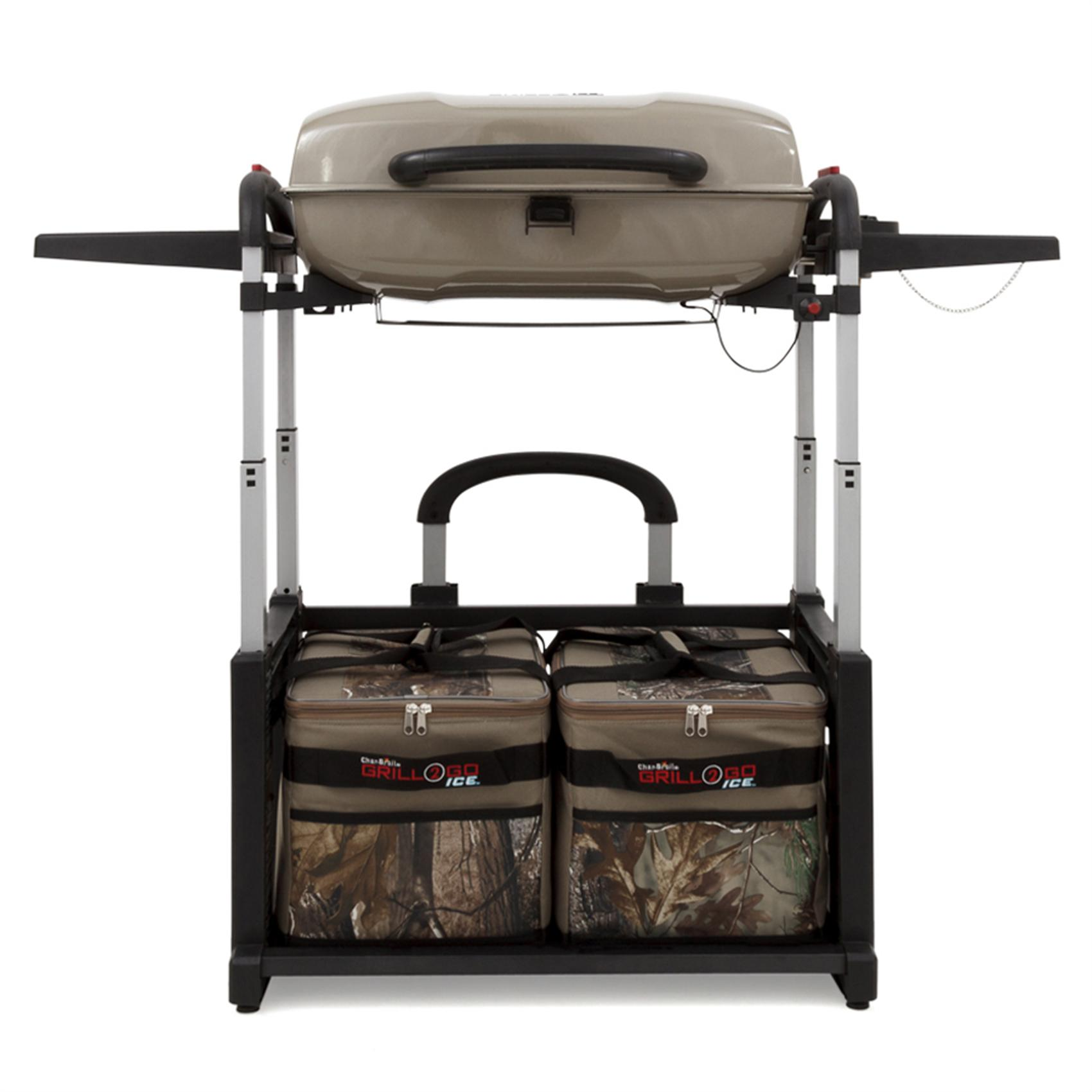 Help For Grill2Go ICE® Realtree™ Portable Gas Grill