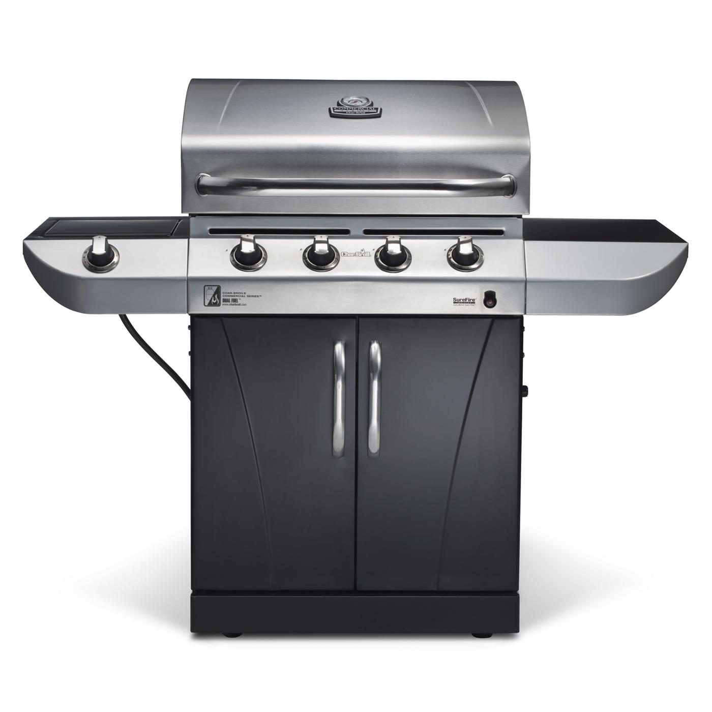 Char broil commercial series gas grill - Help For Model 463244011 Commercial Series 500 4 Burner Gas Grill
