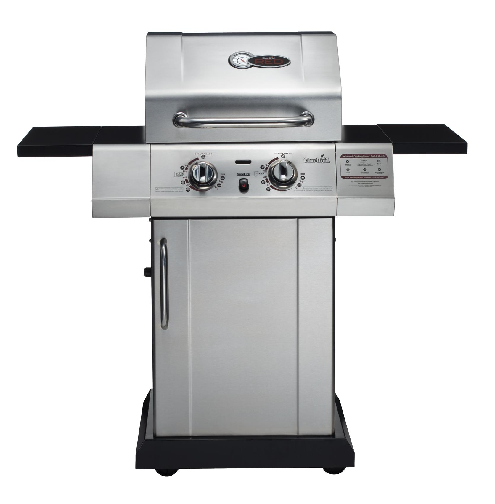 Help For RED® Urban Infrared Grill | RED® Urban Infrared Grill | Char Broil