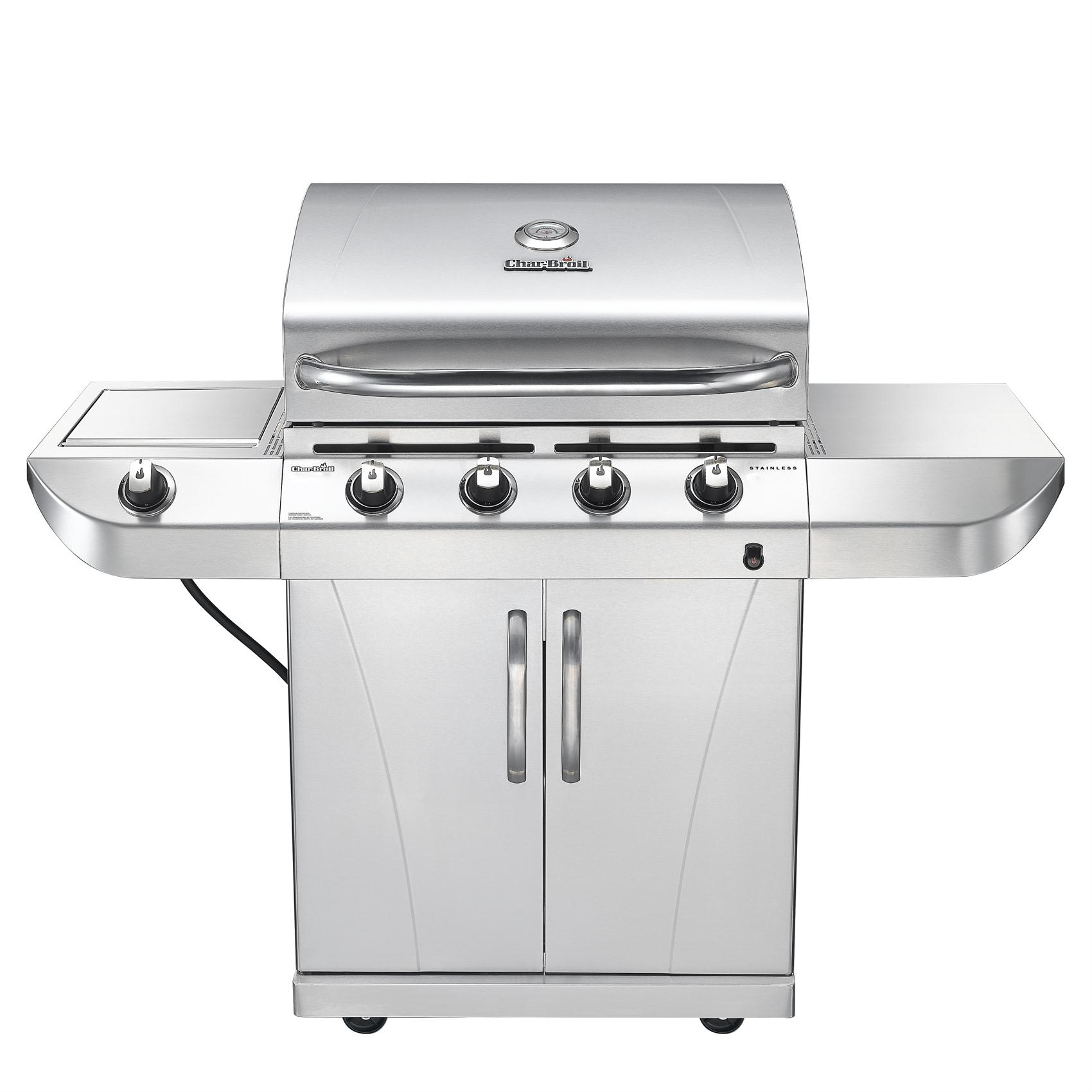 Help For Model 463446015 Clic Dual Fuel Gas Grill With Sideburners