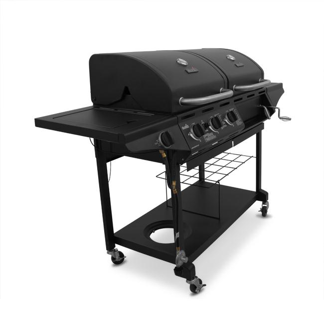 char broil gas grill manual
